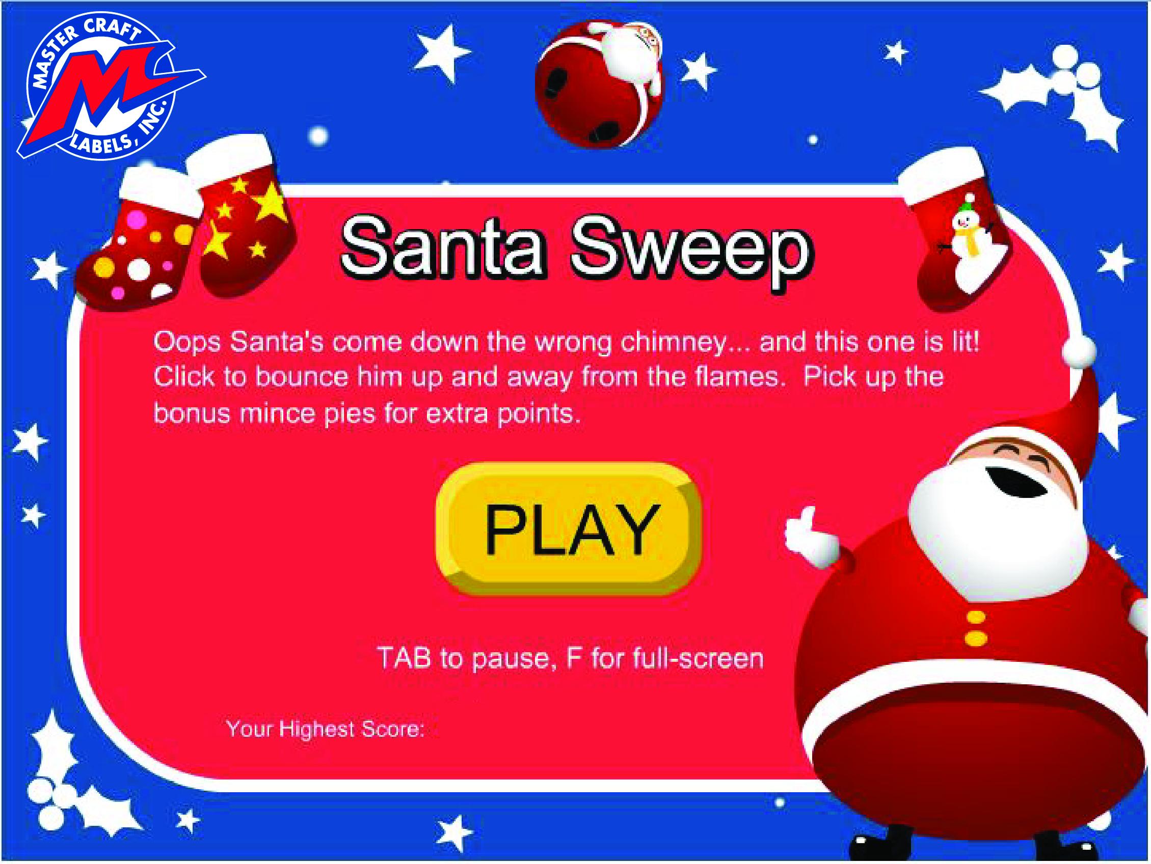 Save Santa!